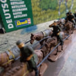 ドイツレベル ドイツ砲兵(1/72)