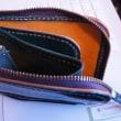 ロロマでL字ファスナー型の財布を作った