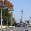 長野県東御市滋野の火の見櫓