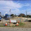 いすみ市岬町江場土『 外房の家アパートメントⓇ128  』プロジェクト!は本日、無事に3号棟の基礎耐圧盤生コン打設完了!しました。