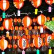 佐瑠女〈さるめ〉神社の提灯 (伊勢市宇浦田町)