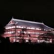 170813臨江閣ライトアップ