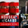 海外テレビドラマ「ハウス・オブ・カード野望の階段シーズン5」