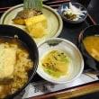 豆腐茶飯と焼魚定食 お多幸