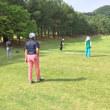 懐かしい人たちとゴルフを楽しむ