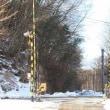 信州冬の風景