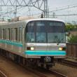 2017年8月17日  東急目黒線 多摩川 東京メトロ 未更新車 9811F