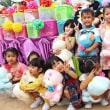 タイでは 今日、1月の第二土曜日は子供の日!