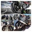 タイヤの太いバイク、細いバイク。(番外編vol.2162)