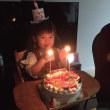 大武の誕生日会