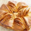 キャラメルのパン