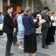 聖ピオ十世会では、ソウルで世界平和を祈願してファチマの聖母行列を行いました(2017年9月24日)