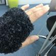 スマホも使える手袋(編み物教室)