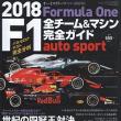 2018 F1 全チーム&マシン完全ガイド