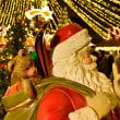 福岡市役所前の「クリスマスマーケット」