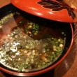 和風献立 あなご寿司・お煮しめ・ごま豆腐・ほうれん草のお浸し・お豆腐のお味噌汁