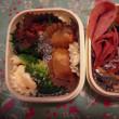 椎茸とベーコンビッツのソテー弁当