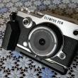 オリックスカメラ用簡易魚眼レンズ