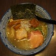17382,383 梅花亭@滋賀県長浜市 3年間通って初めて食べる夏の限定!梅冷やしと、復活の梅香らーめん