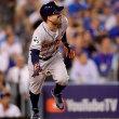【MLBプレーオフ】アストロズ延長11回劇的勝利で1勝1敗 両軍合わせて8本塁打はWS新記録