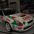 トヨタ セリカ GT-FOUR (ST205)コルシカラリー優勝車 レプリカ(1995)【MEGAWEB】2017.SEP.