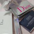 Diorとパイナップルケーキ
