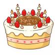 母の93歳の誕生日