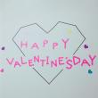 感謝を込めたバレンタイン。