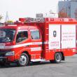 京都市消防局 Ⅳ型救助工作車