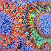 アクリル実験500 抽象450