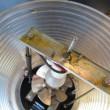 池の循環器の修理