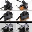 カメラのボディジャケット
