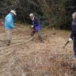 1月20日 活動報告 ① 敷地内の環境整備