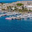 バミューダ諸島の白い屋根の効果と漆喰のお話。