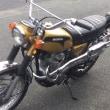 奇跡の250ccバイク。