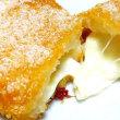 熱々チーズがとろ~りのびるモッツアレラコメハットグ