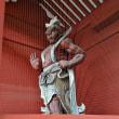 増上寺・旧台徳院霊廟惣門(港区芝公園)