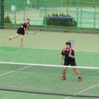 ソフトテニス新人戦