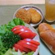 昨日の餐魚洞料理~♪ & お客さまにいただいたもの・・・東京・田園調布のローザのチョコ♪ &  小松菜の芽~♪