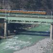 上越線・利根川第三橋梁を走る6連115系湘南色!!