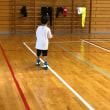 小さな選手