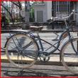 ★限定・お買い得ホームサイクル・エレバート26・3段ギヤ・オートライト・マットブルー
