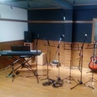 やっとスタジオ完成!