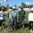 みちのくオープンディスクゴルフ観戦の旅