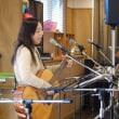 11月19日北九州生ける神の教会の賛美隊がデイサービスでコンサートを行いました
