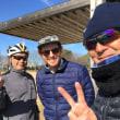 真冬のサイクリング。寒さより、楽しさ求めて