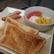CAFE de CRIEさんでモ〜ニング(^^)