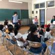 読み聞かせ 2018.9.19(水) 東小 昼休み