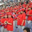 北朝鮮のスポーツ-南北統一チームと美女応援団
