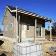 ちょっと良い貸家プロジェクト!岬町押日『 小さなGarden House(貸家)』⌂Made in 外房の家。は足場撤去完了!&クロス工事入りました!